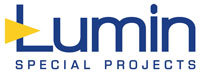LUMIN SPECIAL PROJECTS Logo